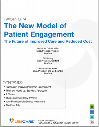 White Paper: The New Model of Patient Engagement